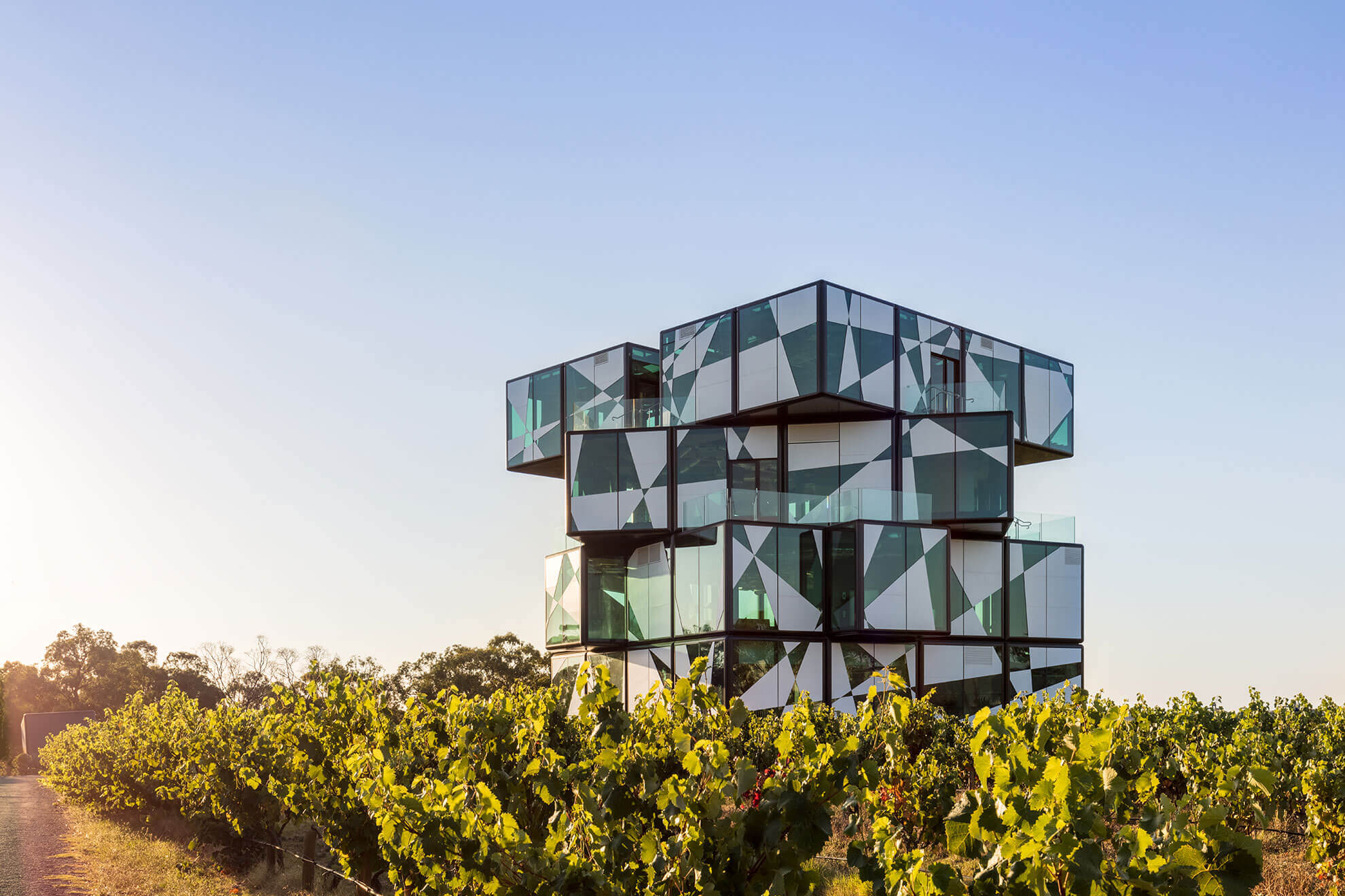Visit d'Arenberg Cube book via our Concierge Service