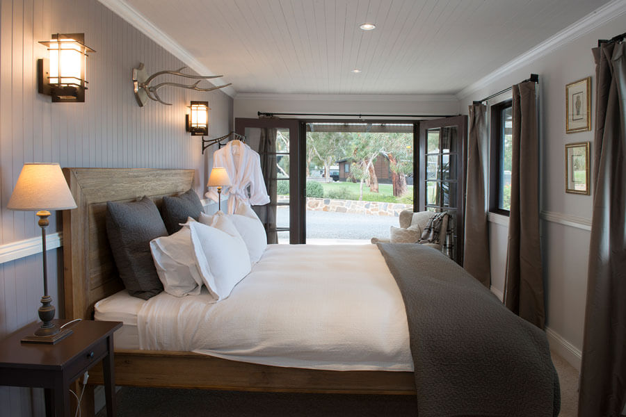 Luxury and tranquil one bed guest house