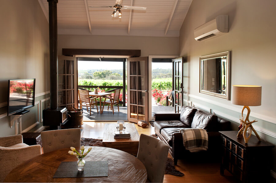 Luxury 1 bedroom guest house the Ardmore