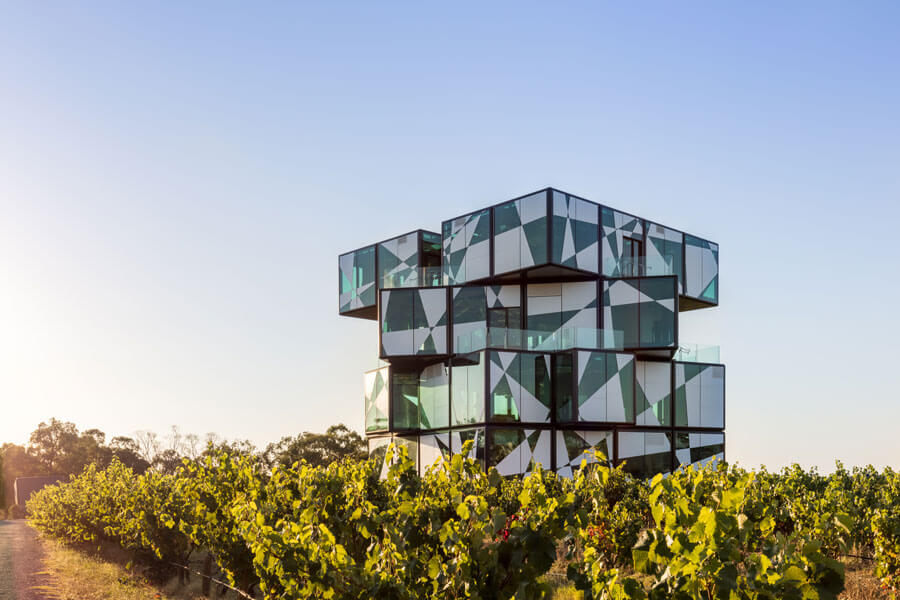 The Cube is a major dining destination in South Australia