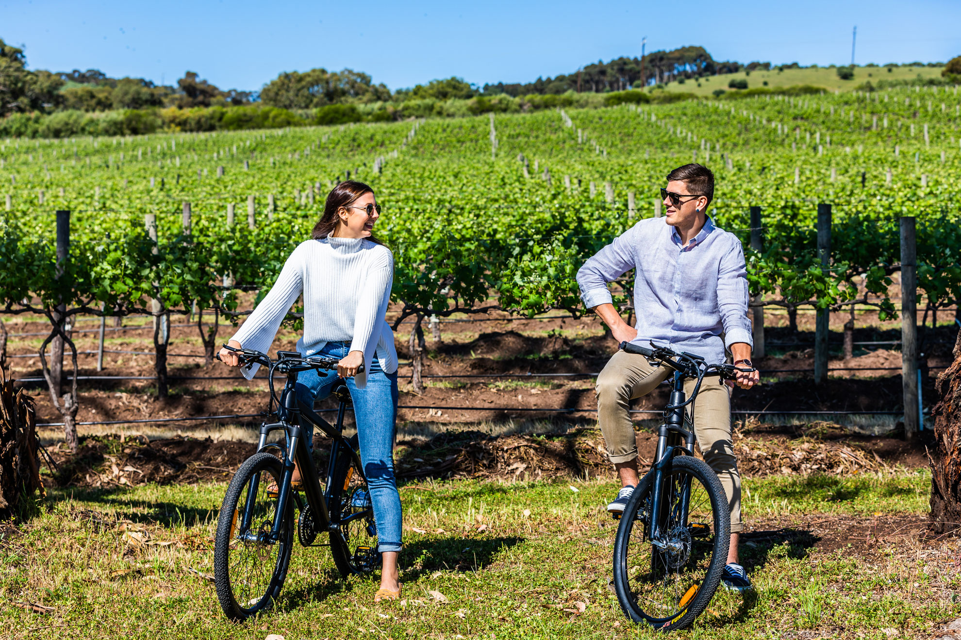eBike Self Hire Concierge Service McLaren Vale
