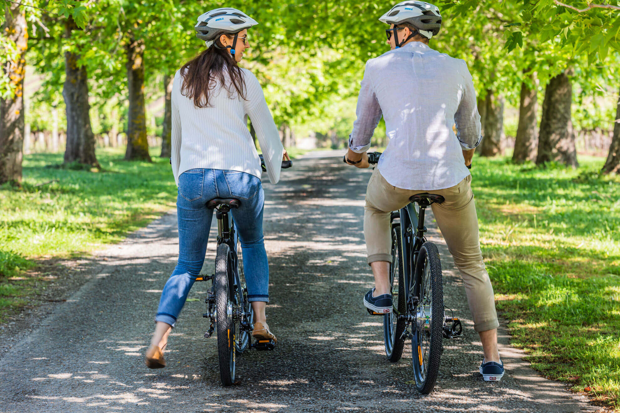 Self-guided eBike Tour in McLaren Vale