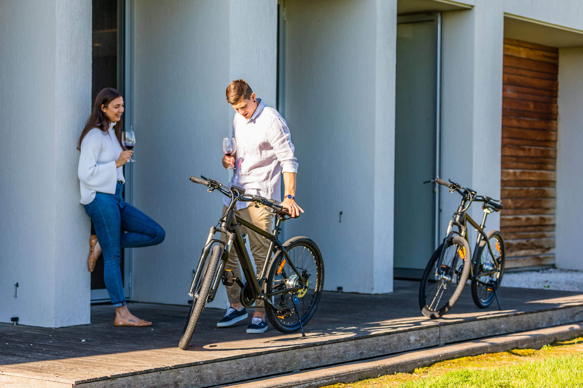 Visit Primo Estate on your self-guided eBike Tour in McLaren Vale