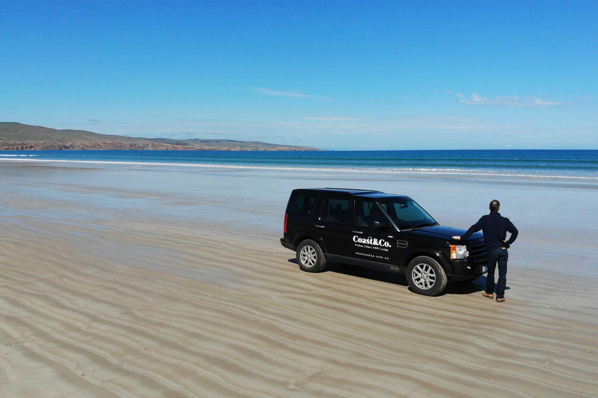 Luxury Coastal Safari Tour McLaren Vale