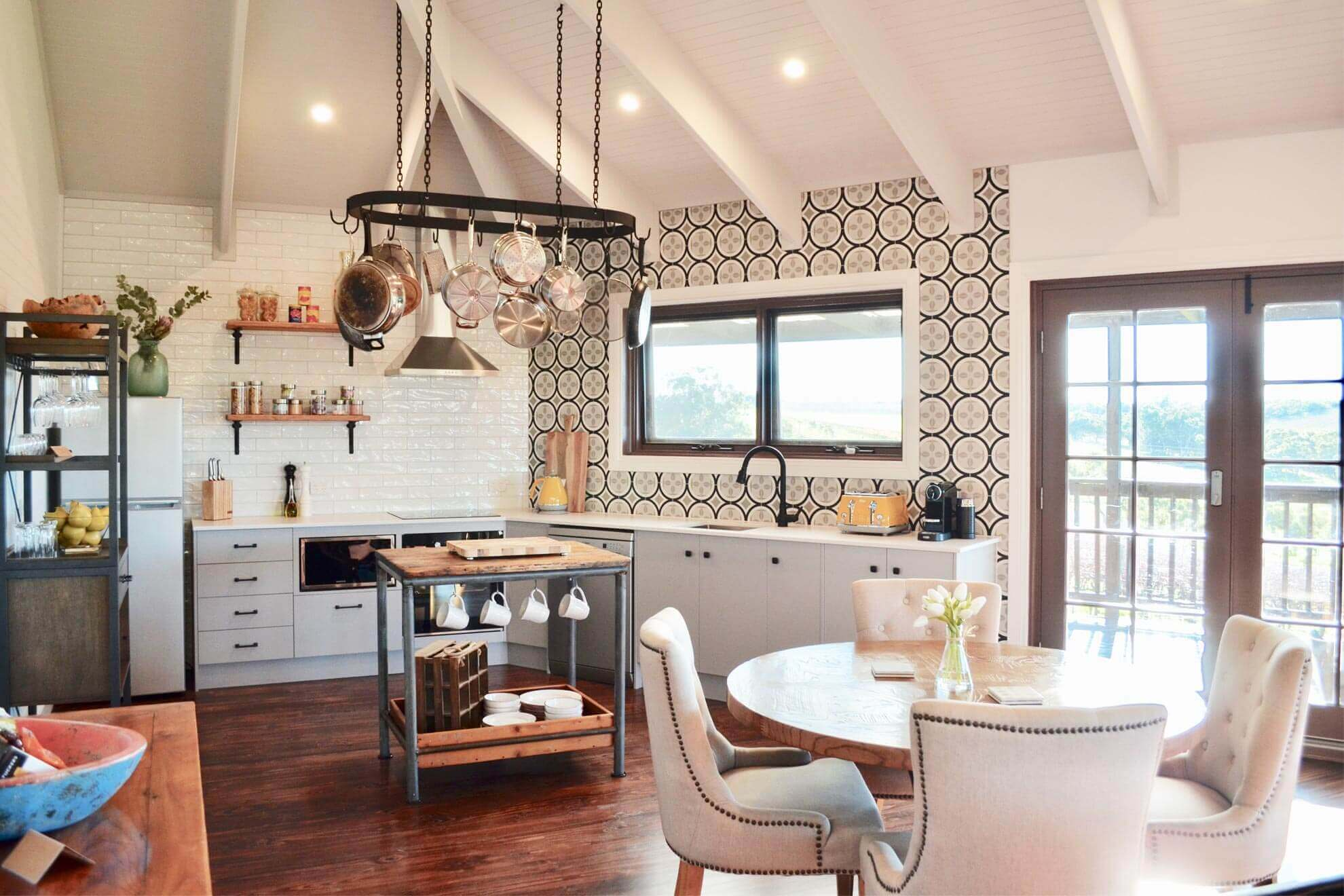 Kitchen for all chefs