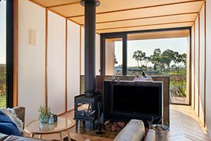 Cadole Sierra Lounge area